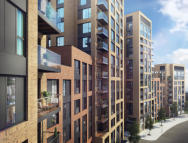 1 bed new Apartment in Morello, Croydon...