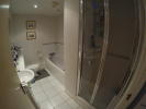 Ensuite with shower and bath