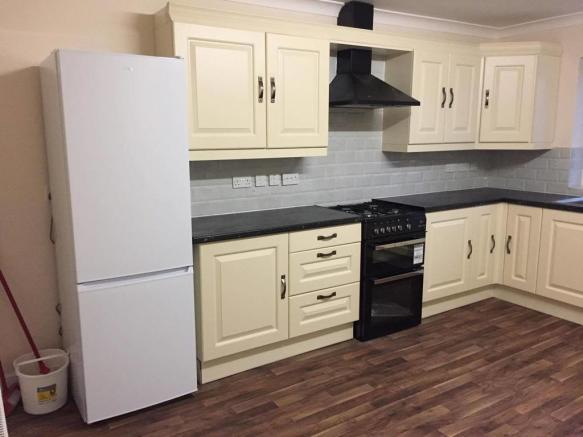 Newly fitted Kitchen