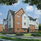 1 bed new Apartment in Staplehurst Road...