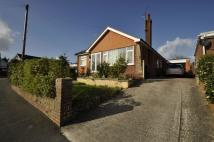 Nant Glyn Detached Bungalow for sale