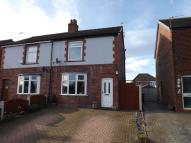 semi detached house in King Street, Middlewich...