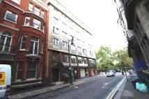 Flat in Half Moon Street London