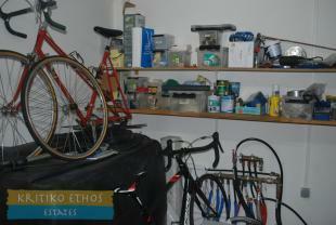 Bsmt storage room