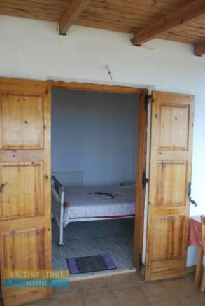 Sea-facing bedroom