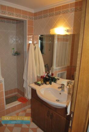 Guest toilet/shower