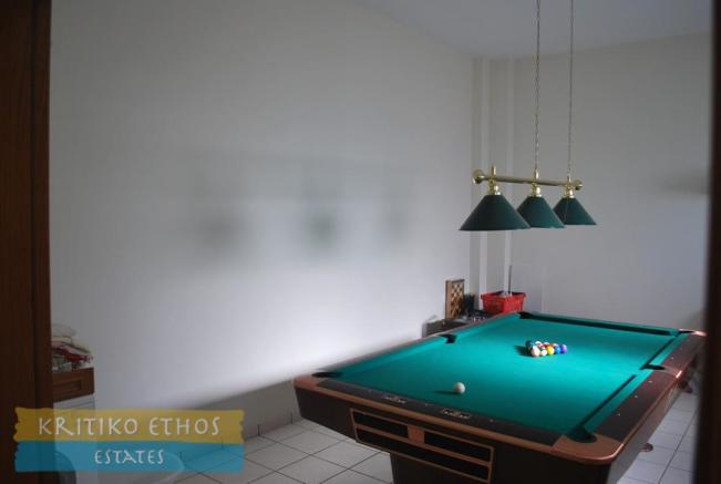 1st floor pool room