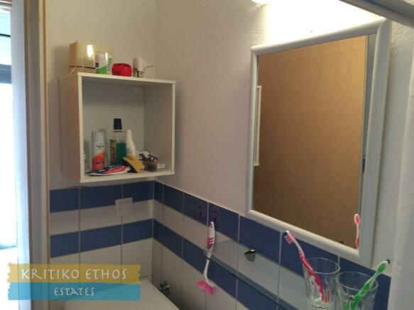 M/Bdrm shower room