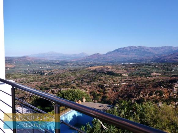 Mt. Psiloritis view