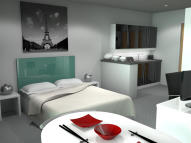 new Studio flat in Shaw Street, Liverpool...