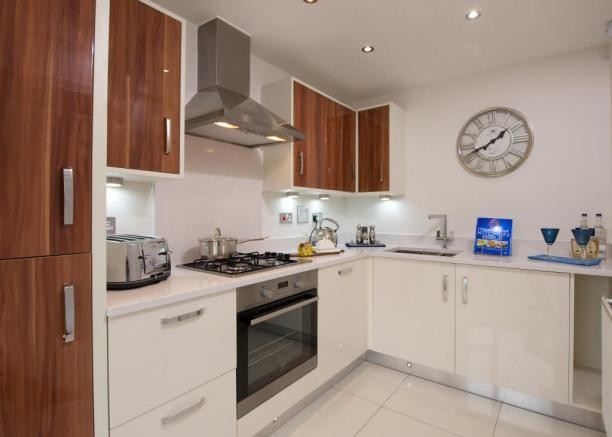Winwick kitchen