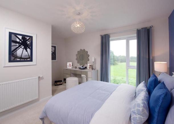 Winwick bedroom