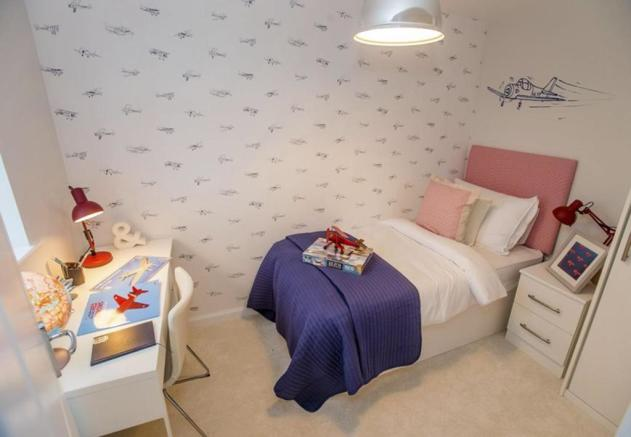 Winwick single bedroom