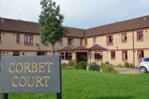 Flat to rent in Corbet Court...
