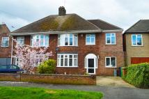 Sallows Road semi detached house for sale