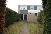 Terraced house in Totnes Close, Bedford