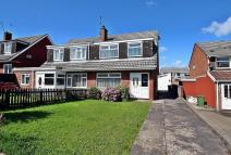 3 bed semi detached house for sale in Carswell Place, Beddau...