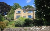 Detached property for sale in Entry Hill, Bath