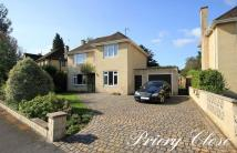3 bed Detached house in Priory Close, Combe Down...