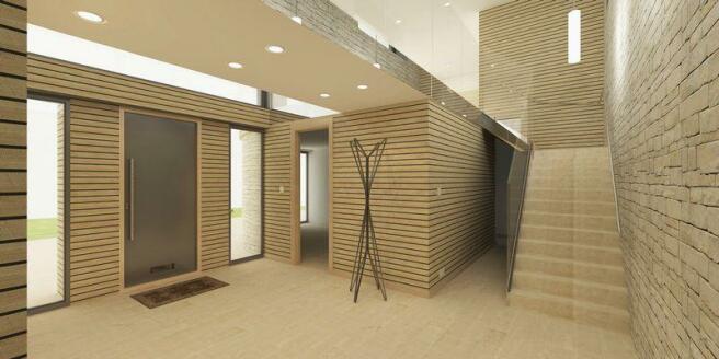 Proposed hallw...