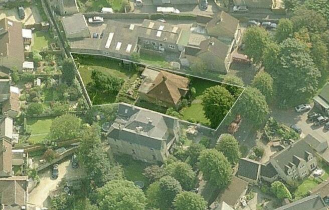 Plot aerial view