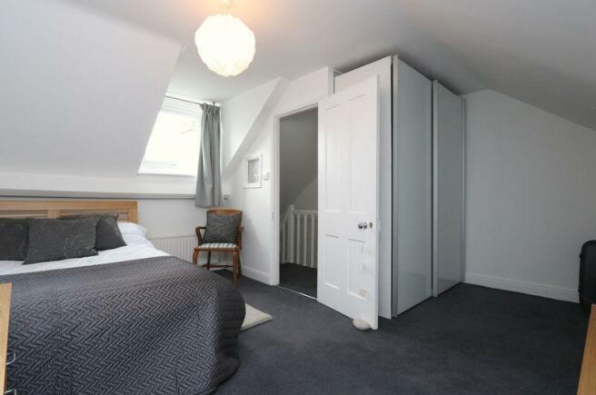 Bedroom one (l...
