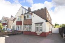 Broad semi detached house for sale