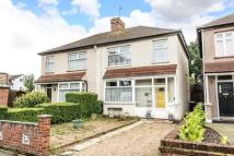 3 bed semi detached house for sale in Ashwater Road Lee SE12