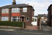 3 bedroom semi detached property in Laburnum Drive, Bury