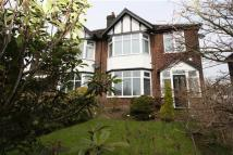 semi detached home in St Marys Rd, Prestwich