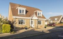 Detached house in Osprey Lane, Nairn...