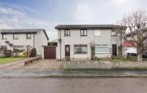 3 bedroom semi detached house for sale in Wallace Crescent...