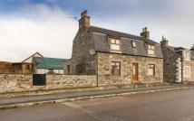 Detached home for sale in 55 Main Street, Newmill...