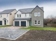 5 bedroom new home in Hopetoun Park, Aberdeen...