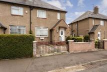 semi detached home for sale in Dryburgh Crescent...