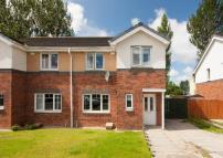 3 bed semi detached house for sale in 45 Osprey Road, Paisley...
