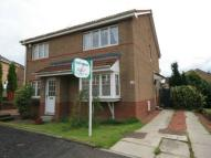 semi detached home in Kilne Place, Livingston...