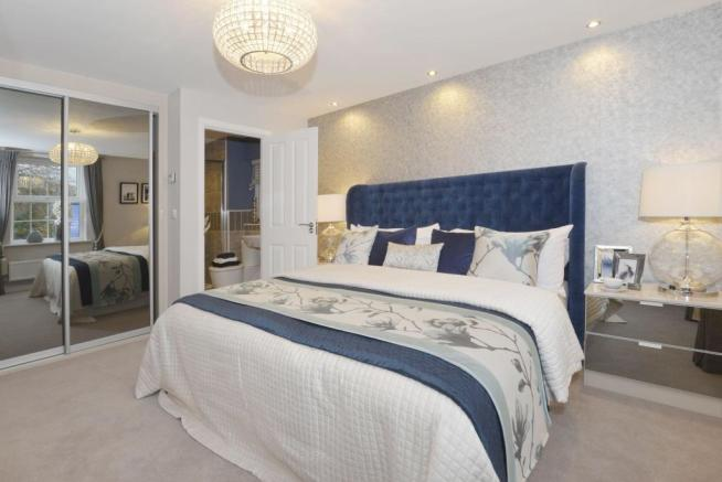 The Bridgford bedroom 1