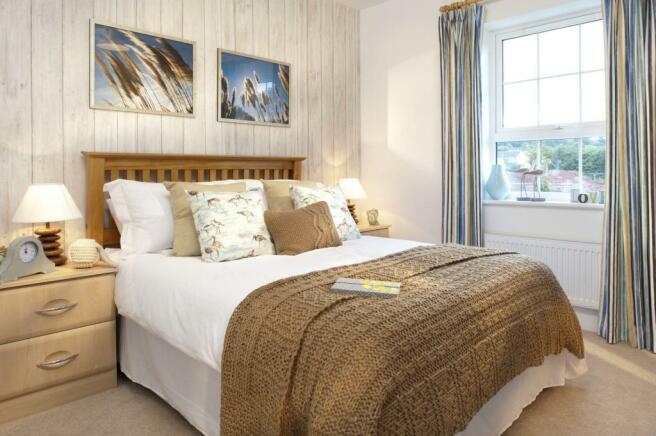 Radcliffe bedroom