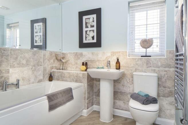 Radcliffe Bathroom