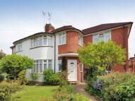 4 bed Detached property in Curzon Avenue, Horsham...