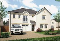 new home in Dreghorn Loan, Edinburgh...