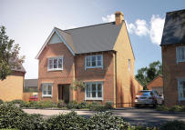 4 bed new property in Park Road, Didcot, OX11
