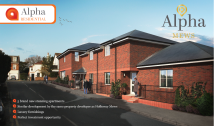 1 bedroom new Apartment for sale in Alpha Mews...