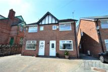2 bed semi detached house in Storeton Road...