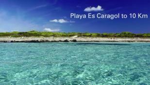 Beach Es Caragol