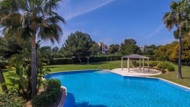 Chiringito and pool