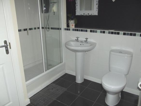 En-suite Shower Room