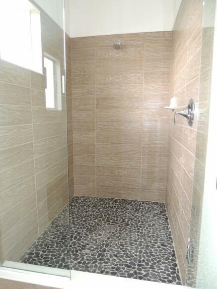 Master bath 2 shower