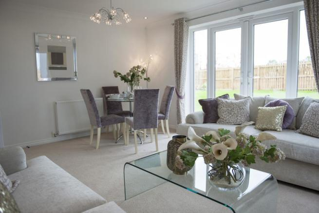 Taylor Wimpey At Smithstone New Homes Development By